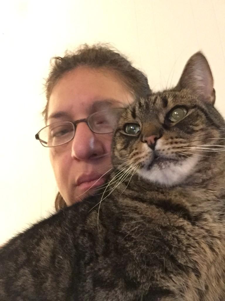 Me and Egon